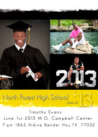 2013 NORTH FOREST GRAD
