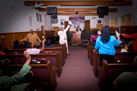 PASTOR KENDRICK ADAMS SOUTHWIND BAPTIST CHURCH
