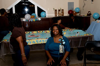 TAMEKA'S BABY SHOWER